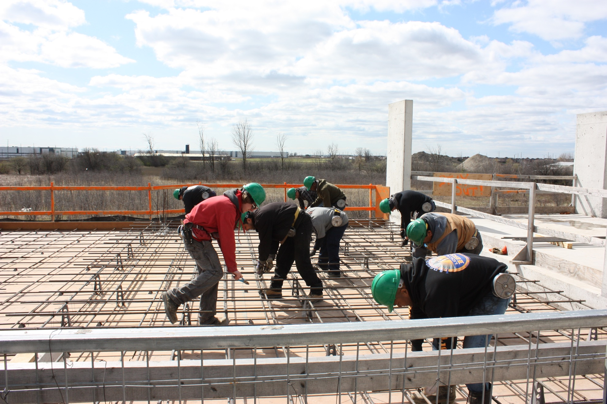Construction skills programs liuna local 183 training centre high rise rodman malvernweather Gallery