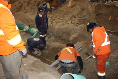 Advanced blueprint reading liuna local 183 training centre sewer and water main malvernweather Images