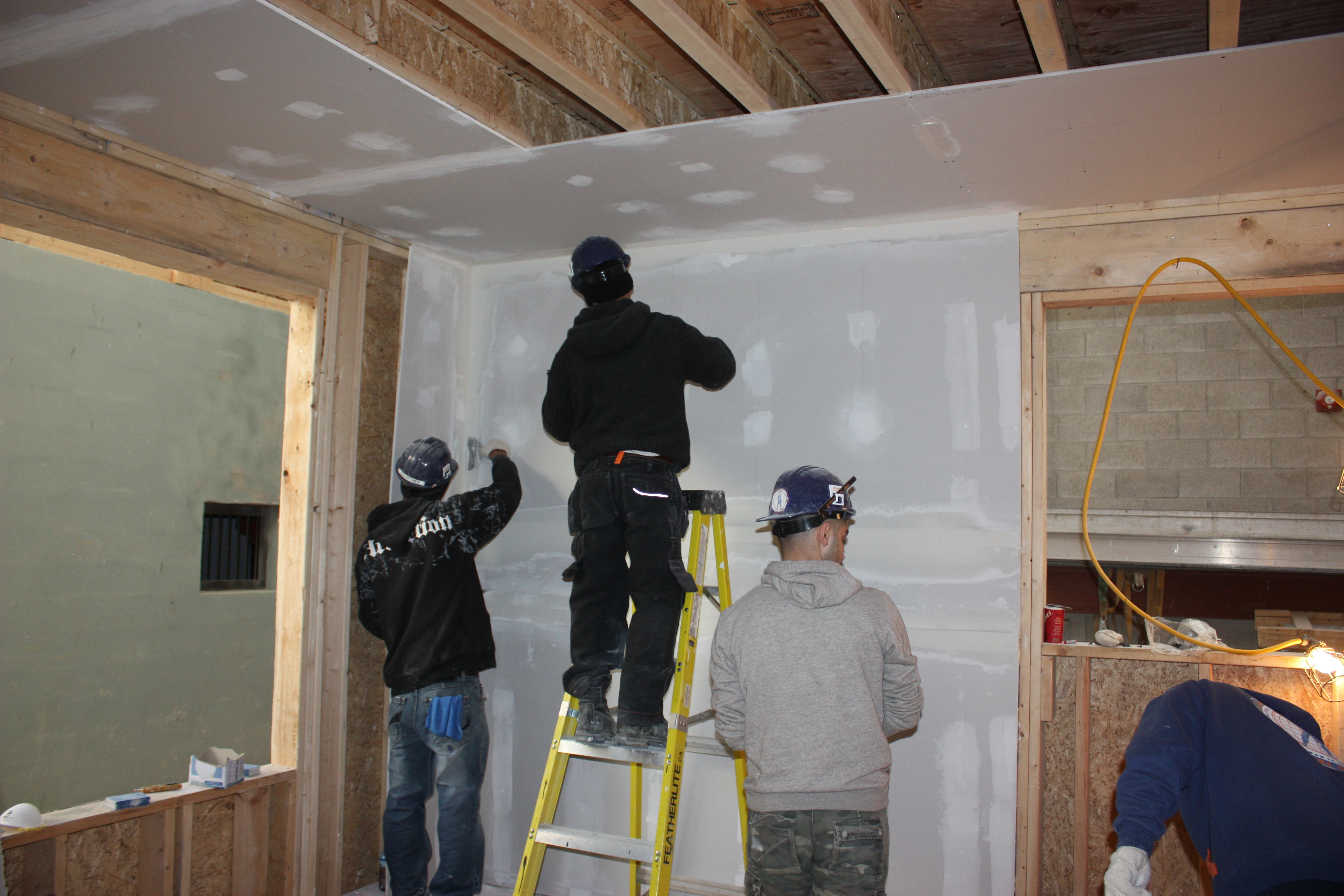 Construction skills programs liuna local 183 training centre residential handyman malvernweather Gallery