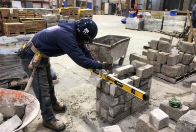 Brick and Stone Masonry Level 2