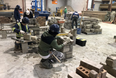 Brick and Stone Masonry Level 3