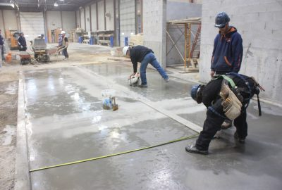ATTENTION ALL CEMENT FINISHERS!
