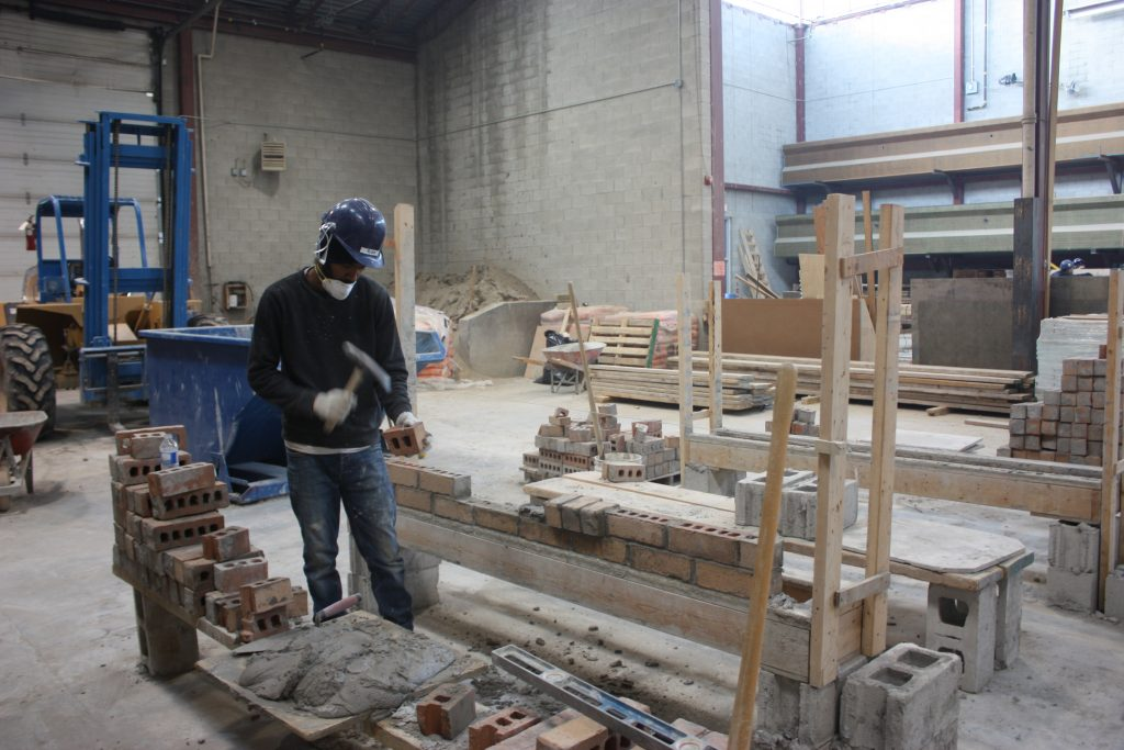 Brick and Stone Masonry Level 1