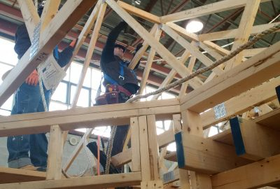 Working at Heights Deadline Extended
