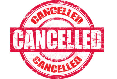 Classes Cancelled - February 12, 2019